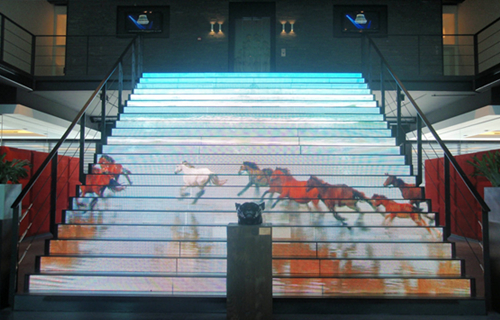 Stair LED Display Manufacturer
